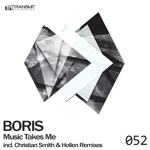 DJ Boris - Music Takes Me [TRSMT052]